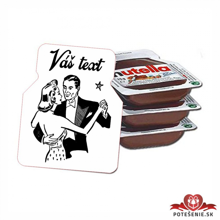 Darek: Nutella, 600